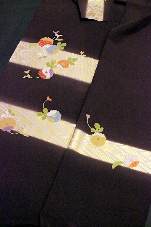 工藝きもの野口の刺繍帯