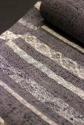 和紙布織/紙の子織り  手織り八寸名古屋帯